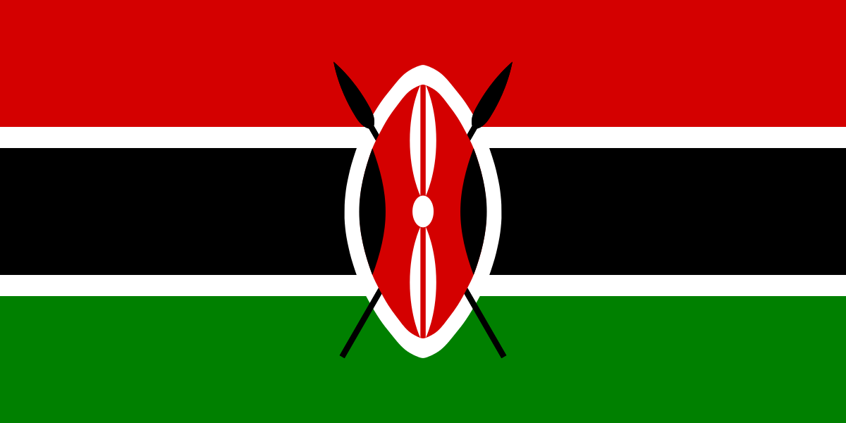 Alt flag republic of kenya