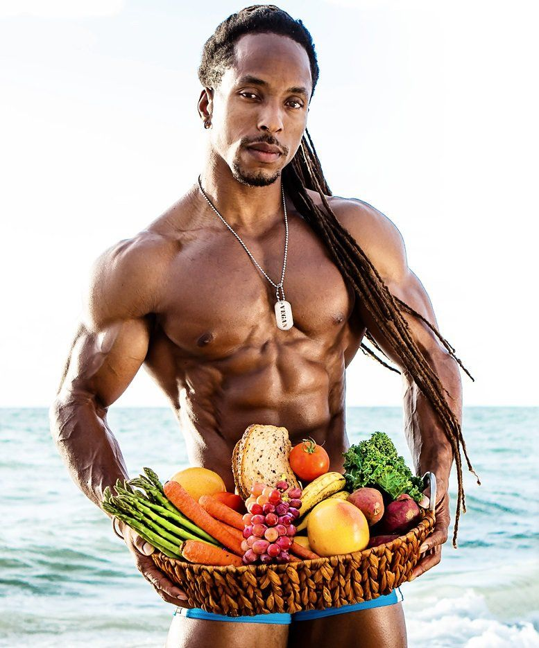 12 Sexiest Vegan Bodybuilders And Their Favorite Meals Destroy All Stereotypes About Getting Lean Vegan Bodybuilding Vegan Muscle Vegan Athletes