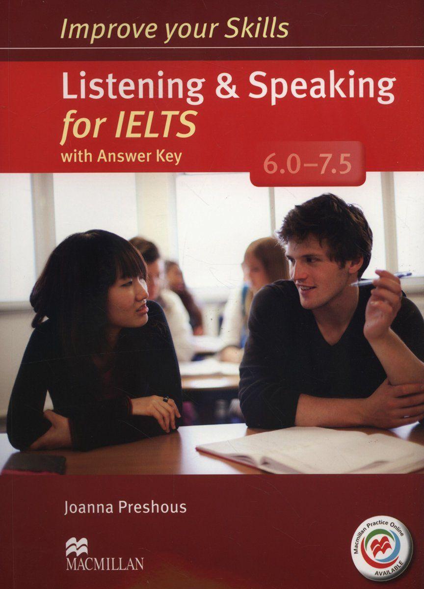 Improve Your Skills: Listening & Speaking for IELTS 6 0-7 5 (PDF +