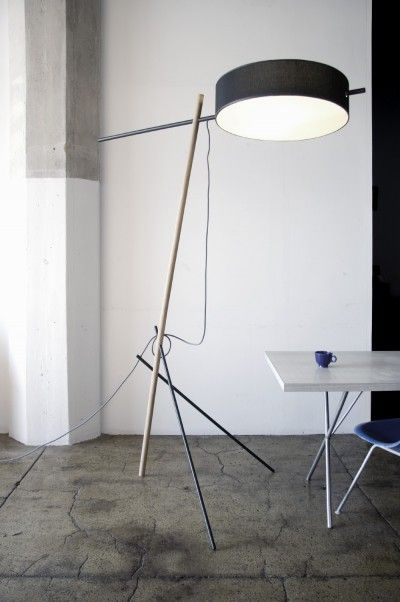 «Excel Floor Lamp» von Rich Brilliant Willing. www.richbrilliantwilling.com