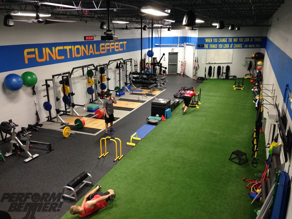Functional effect training studio gyms pinterest gym