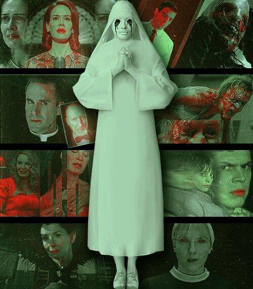 American Horror Story, Asylum.