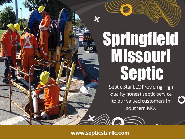 Springfield Missouri Septic in 2020 Springfield missouri