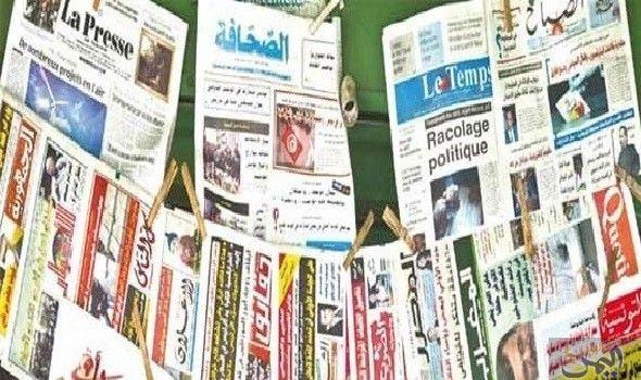 أهم وأبرز اهتمامات الصحف التونسية الصادرة الثلاثاء Photo Wall Wall Photo