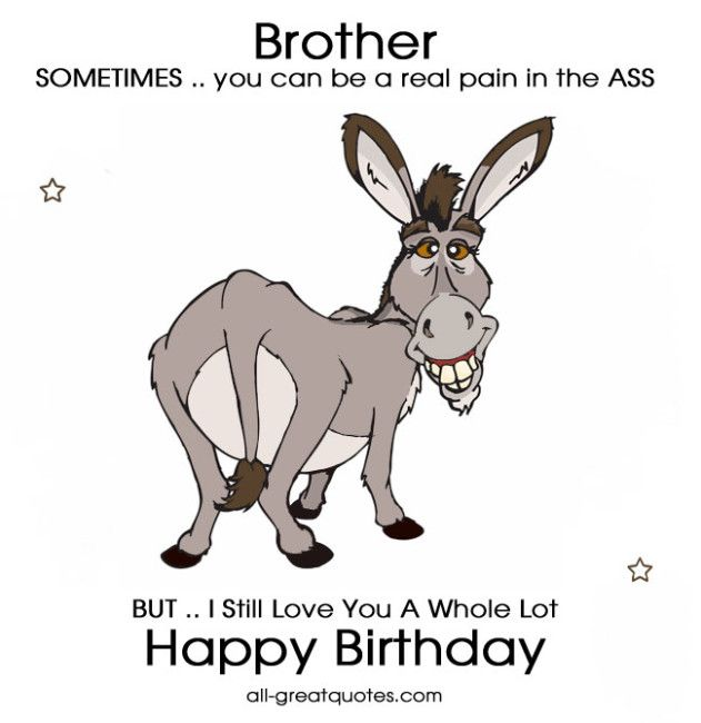 Happy Birthday Brother P5 Free Sympathy Memorial Birthday Cards Happy Birthday Brother Funny Birthday Brother Funny Happy Birthday Brother