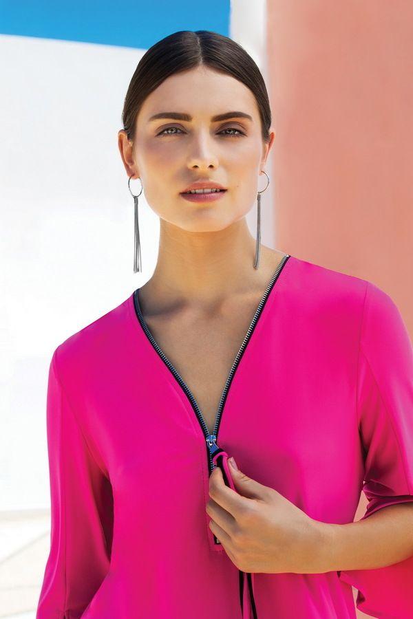 723ae1c07dcf Pin by The Coach Pyramids on Joseph Ribkoff Spring 2019 in 2019 | Fashion,  Jackets, Joseph