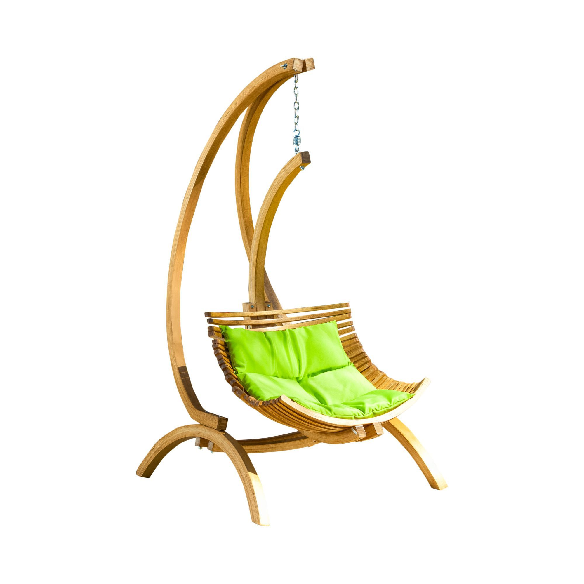 Catalina Swing Chair in Green | Products | Pinterest