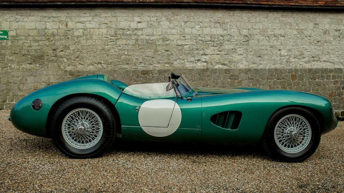 Will Ant Anstead's Aston Martin DBR1 copy fetch £100k
