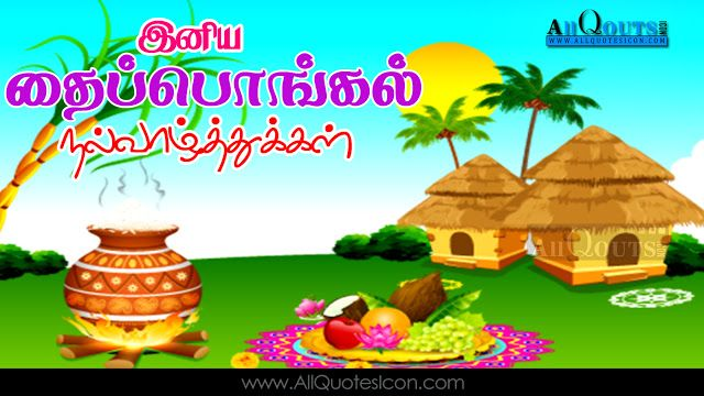 Tahi Pongal Wishes In Tamil Quotes Hd Wallpapers Best Inspiration