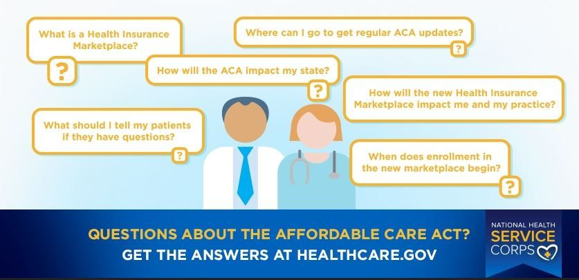 Questions About The Affordable Care Act Get Answers At Healthcare