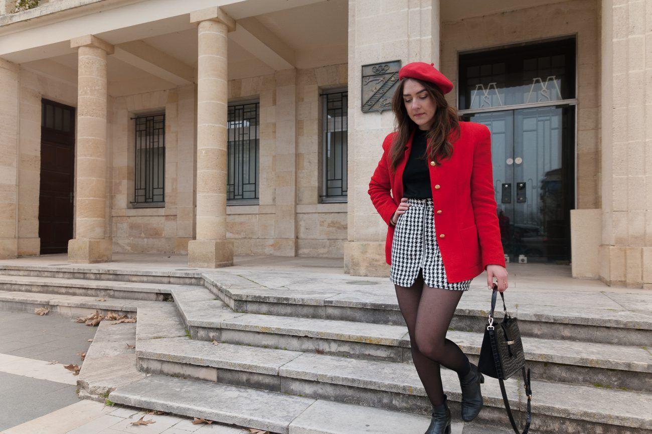 Coudre la jupe Sister Mini de Vanessa Pouzet