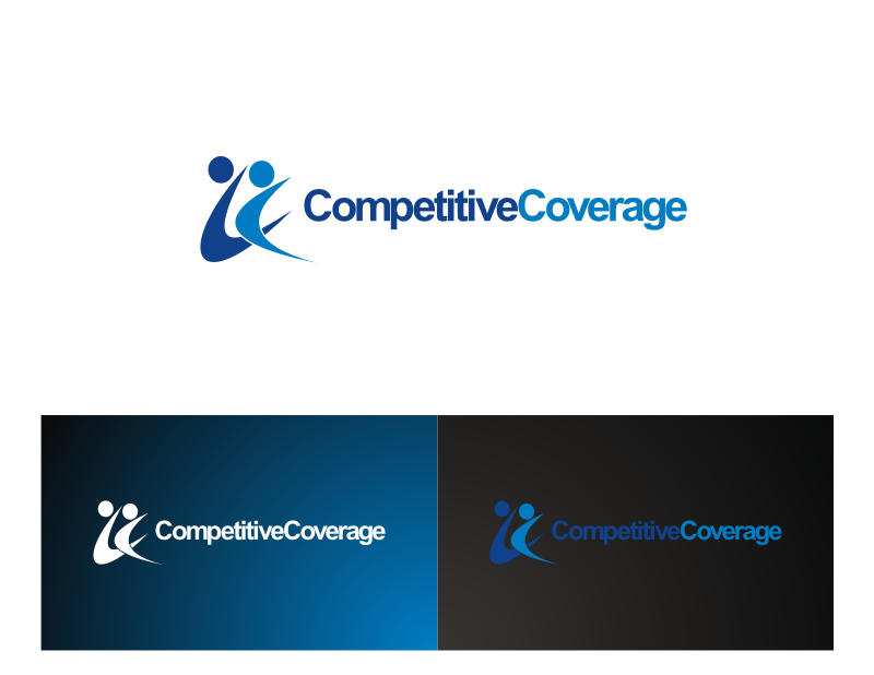 Insurance Company Logo Competitive Coverage By Hoho Logo