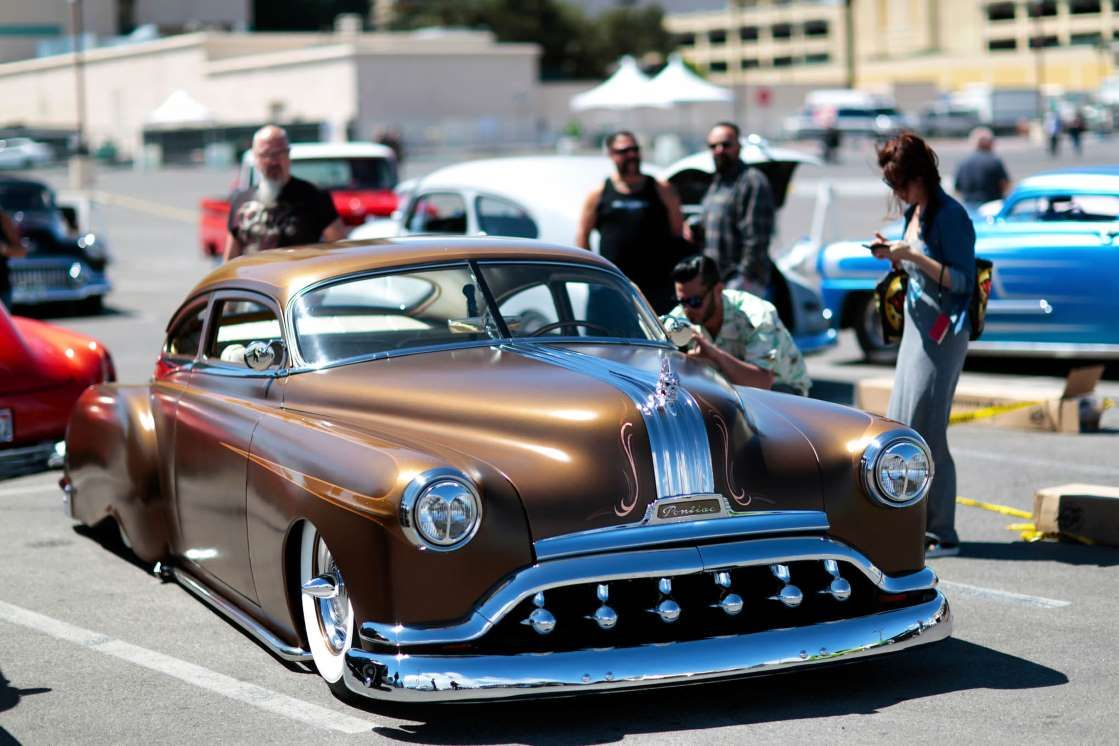 Rods, Customs, and Gassers from the 19th Viva Las Vegas