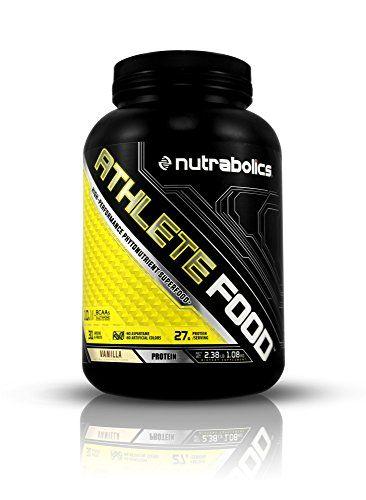 Athlete Food Vanilla 2.38lb #athletefood