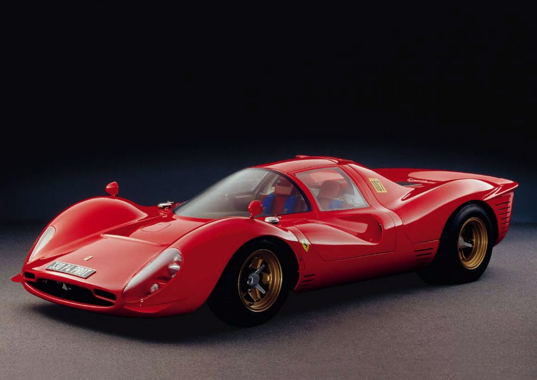 Motor\'n News | Top 10 Ferraris of All Time Ferrari Ferrari P4 ...
