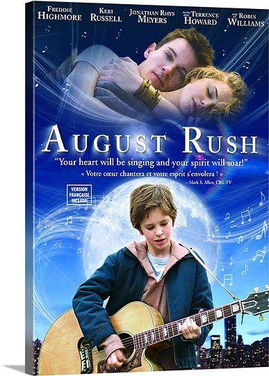 August rush 2007 rush movie august rush movies worth