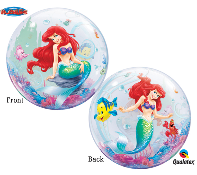 "22"" Little Mermaid Balloon (With Images)"