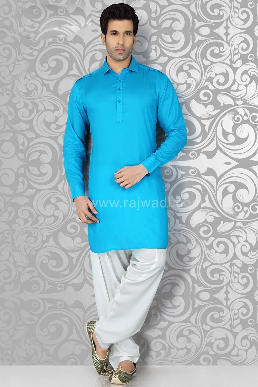 Voile fabric pathani suit wedding outfit options in pinterest