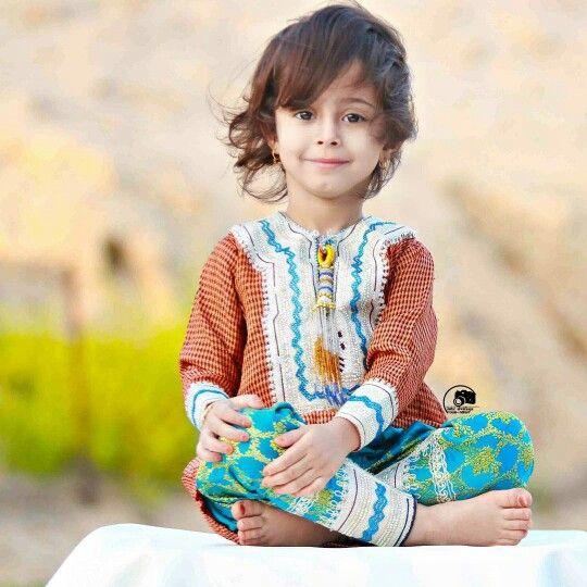 طفلة من جعلان ~ سلطنة عُمان