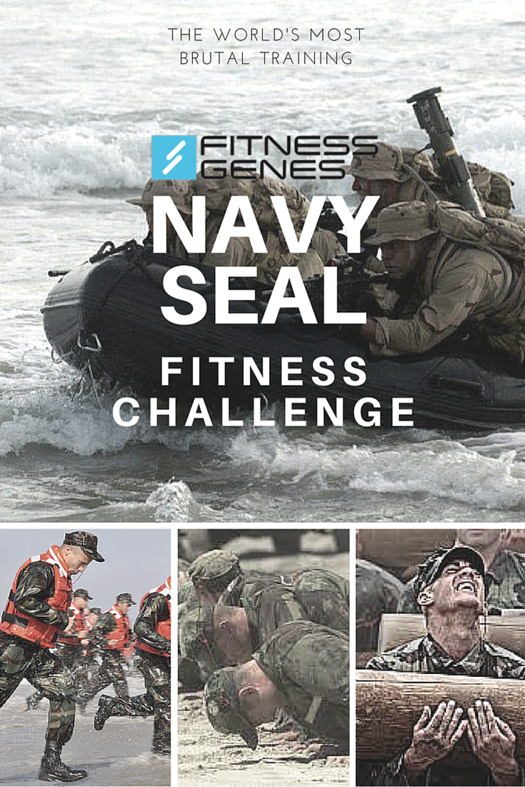 Can You Complete The Navy SEAL Fitness Challenge