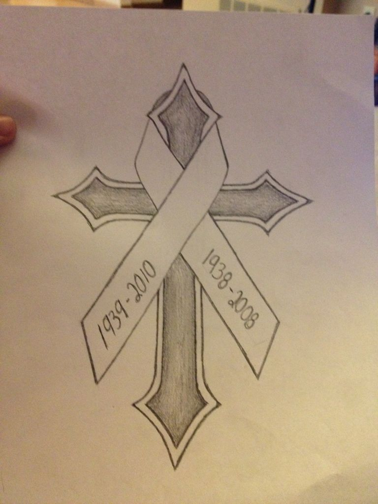 Lung Cancer Ribbon Tattoos Cancer Sucks Cherokee Srt8 Forum