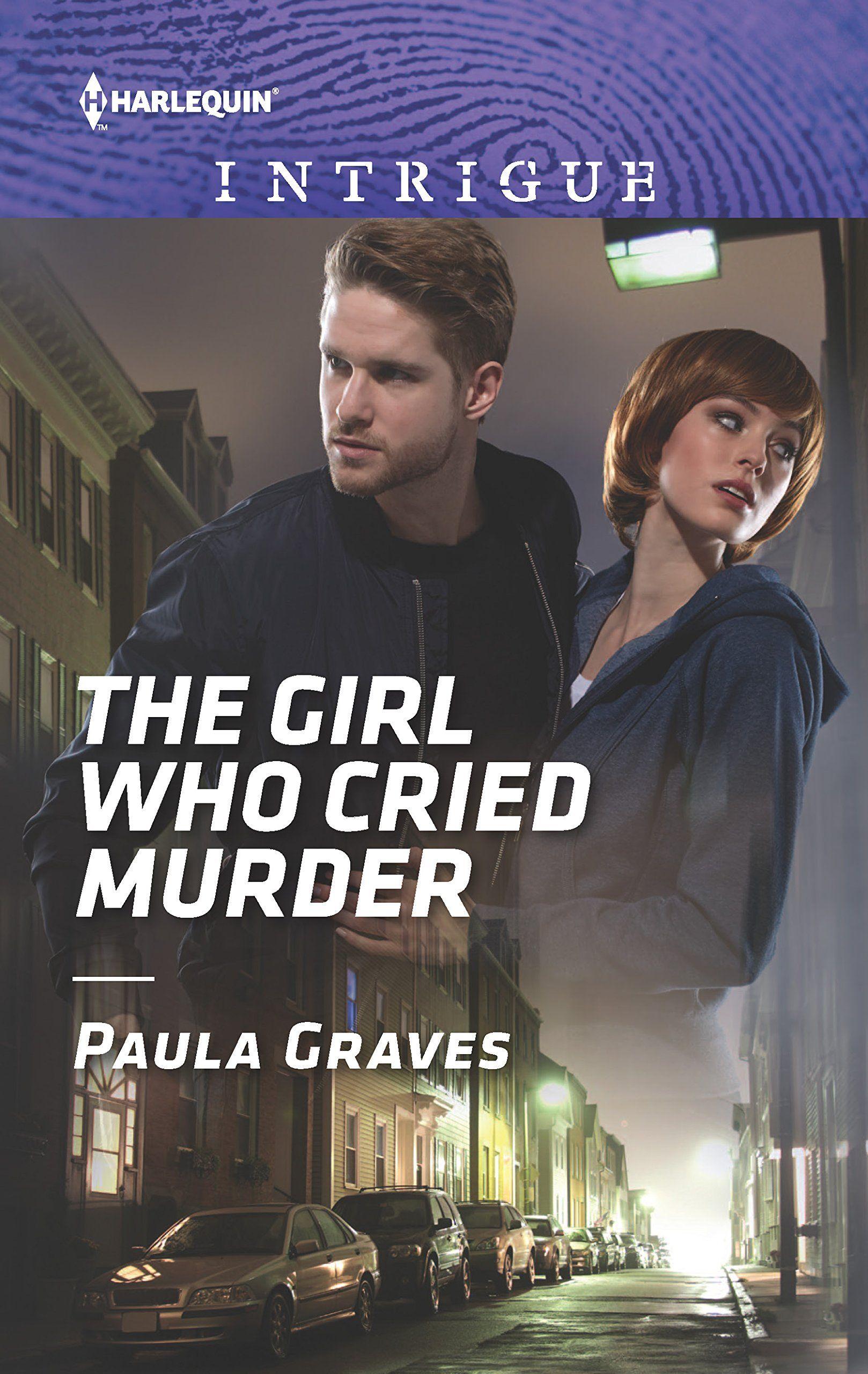 Paula Graves - The Girl Who Cried Murder / #awordfromJoJo #RomanticSuspense #PaulaGraves