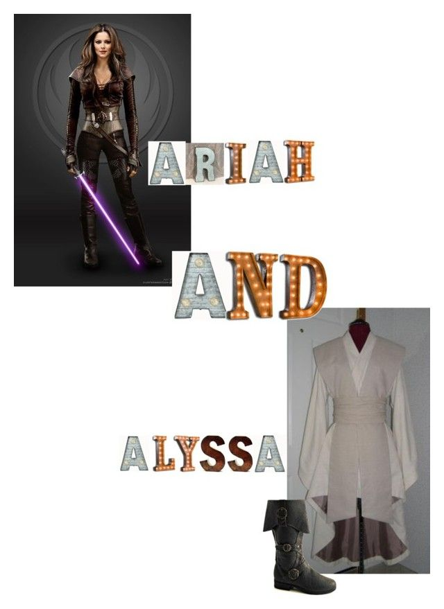 """""""Ariah and Alyssa: Their Outfits"""" by nightmare-lorelei ❤ liked on Polyvore featuring interior, interiors, interior design, home, home decor, interior decorating, Crystal Art, Vintage Marquee Lights and Rustic Arrow"""