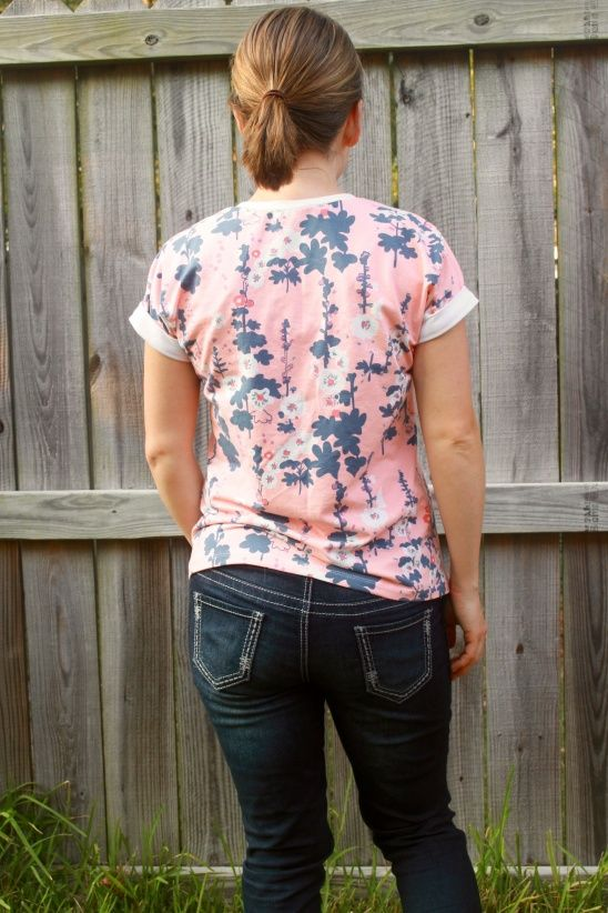 Sweet Tee By Patterns For Pirates By Stephanie Patterns For