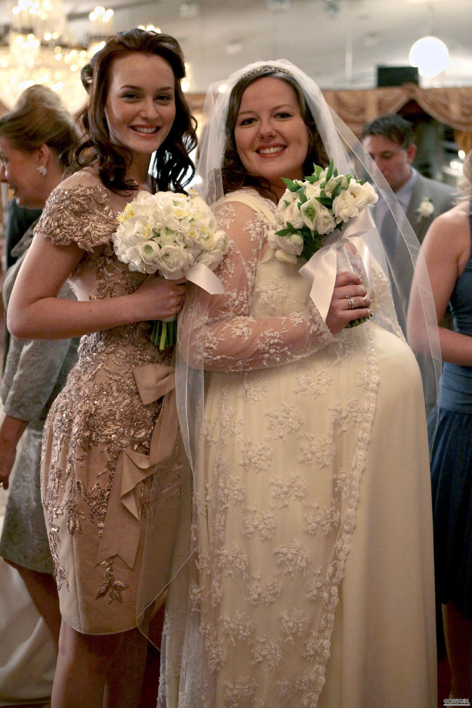 Dorotas wedding gossip girl fashion
