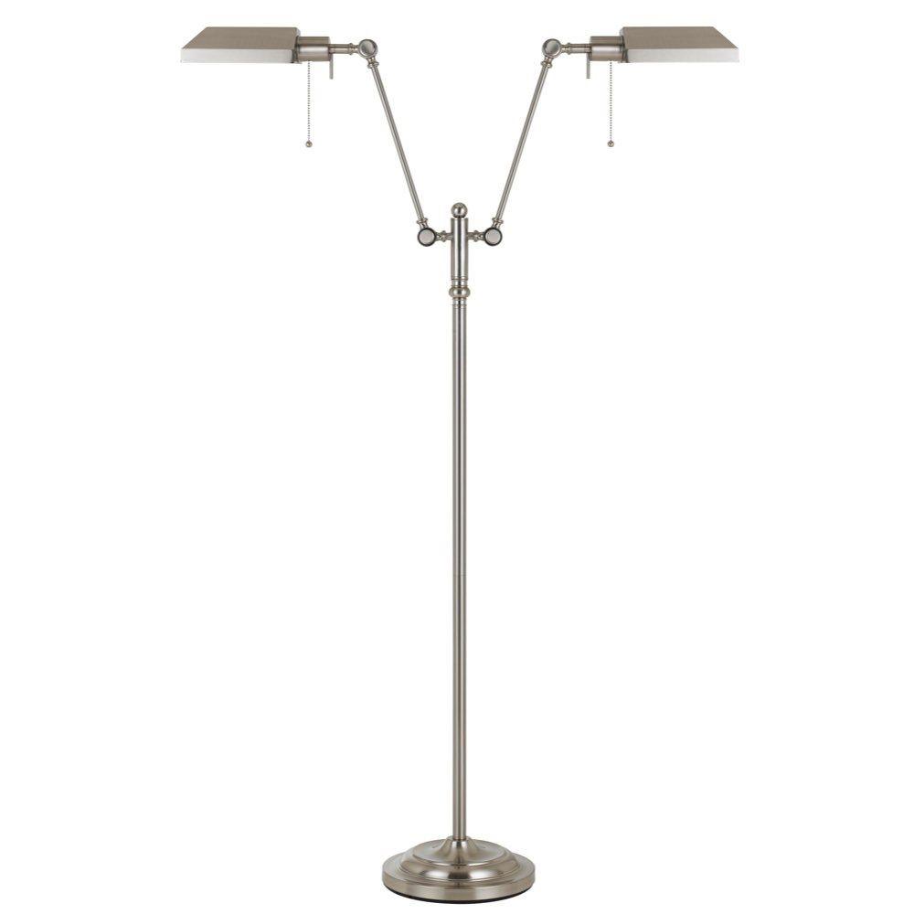 Cal Lighting Bo 117fl Db 100 Watt Adjustable Height Pharmacy Floor Lamp Dark Bronze Living Room Reading Lam Metal Floor Lamps Floor Lamp Pharmacy Floor Lamp