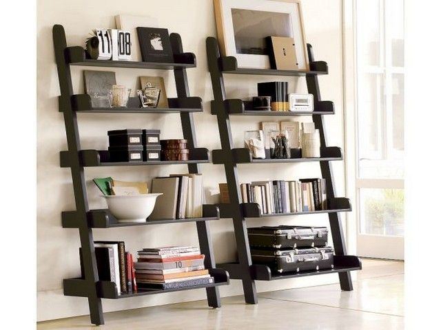 Estanterias para libros ideas originales sal n blanco for Muebles online outlet