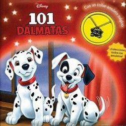 Disney 101 Dalmatas Con Un Collar-Amuleto Magico