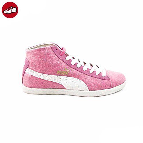 puma damen sneaker pink rosa