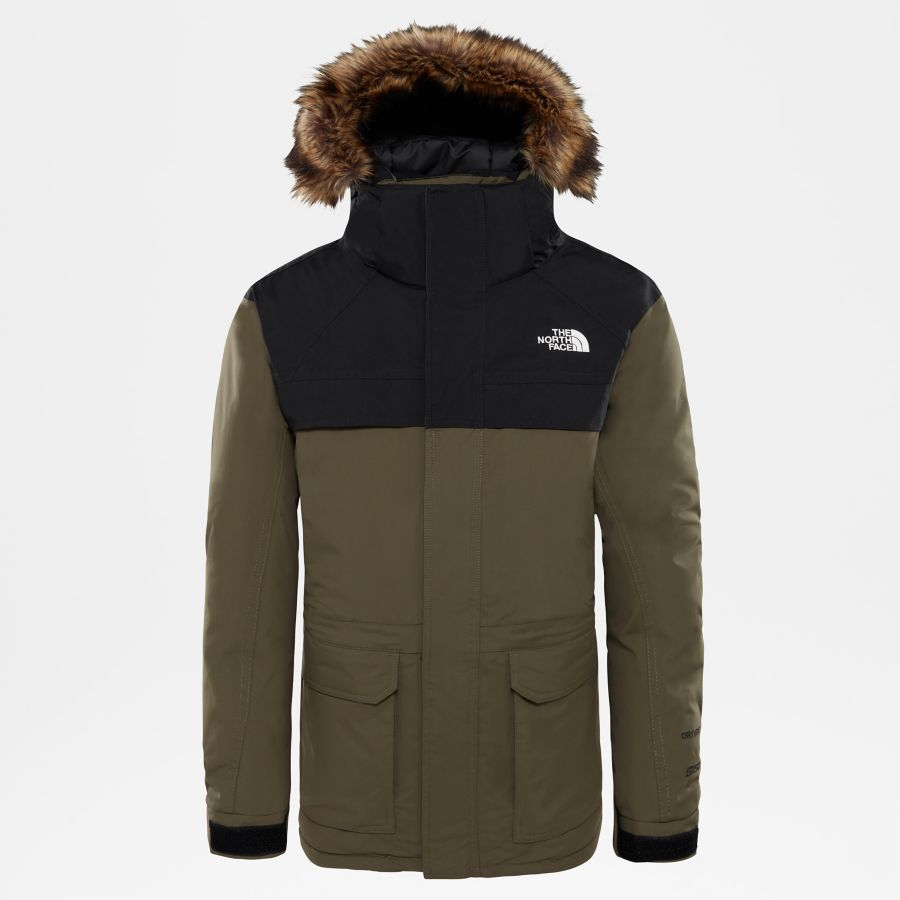 Boy's McMurdo Down Parka | The North Face | The north face