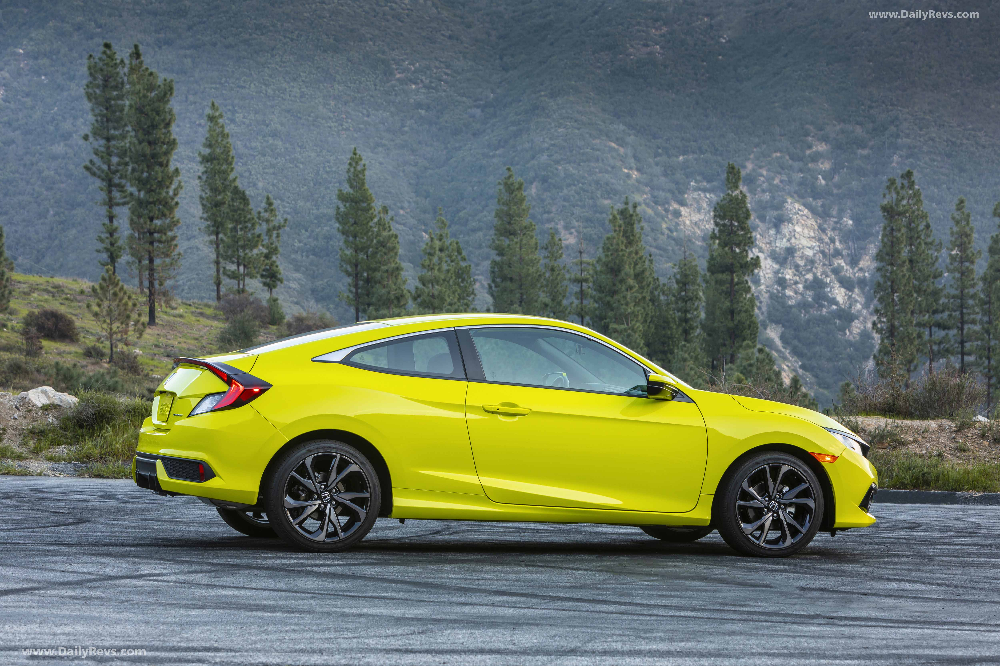 2019 Honda Civic Coupe HD Pictures, Videos, Specs