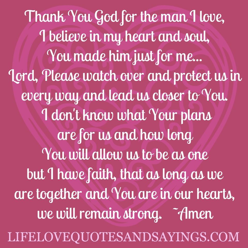 godly love quotes for him