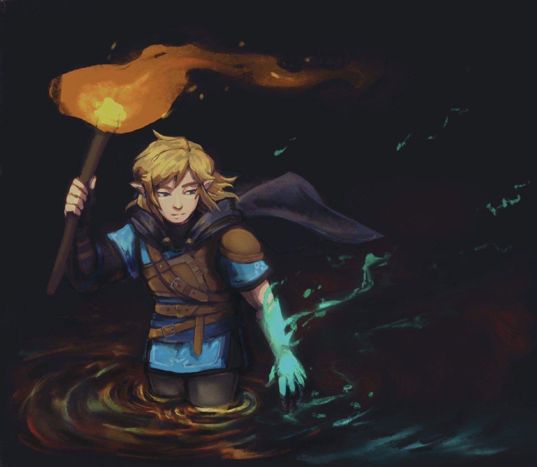 Kell On Zelda Zelda La Leyenda De Zelda Y Arte De Anime