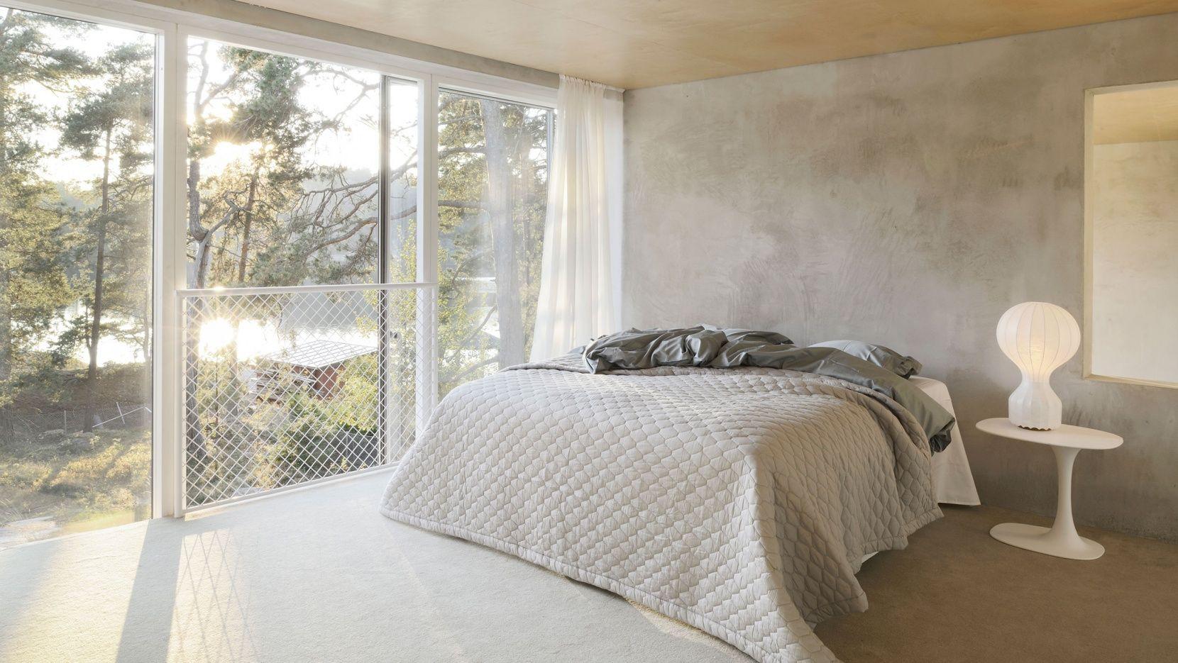 Six Walls House In Boo Sweden By Arrhov Frick Arkitektkontor Yatzer Bedside Table Design Interior Interior Design