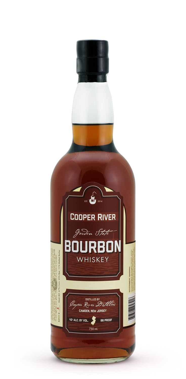 Cooper River Camden New Jersey C 67 R 22 B 11 Whiskey Drinks Bourbon Whiskey Whiskey
