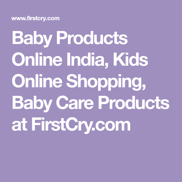 3782f3297 Baby Products Online India