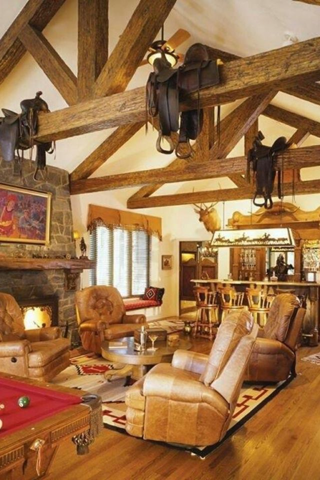 Home Design and Decor Charming Western