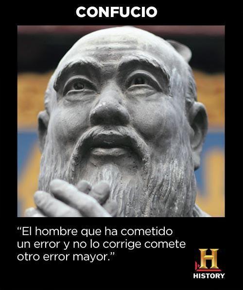 El 28 de septiembre de 551 a. C, nace el filósofo chino Confucio. http://cl.tuhistory.com/era-2/-551-9-28.html