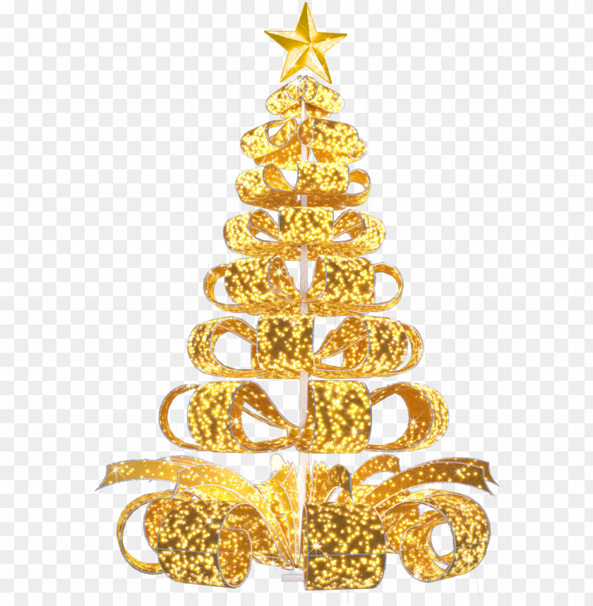 Iant Commercial Christmas Tree Gold Christmas Tree Christmas Ornament Png Image With Transparent Background Png Free Png Images Gold Christmas Tree Gold Christmas Christmas Ornaments