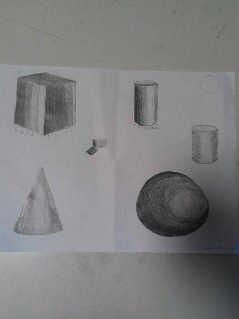 3d shapes 10/22/16