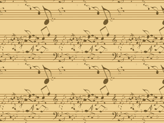 """""""Vintage Musical Note"""" by am_ambiguous"""