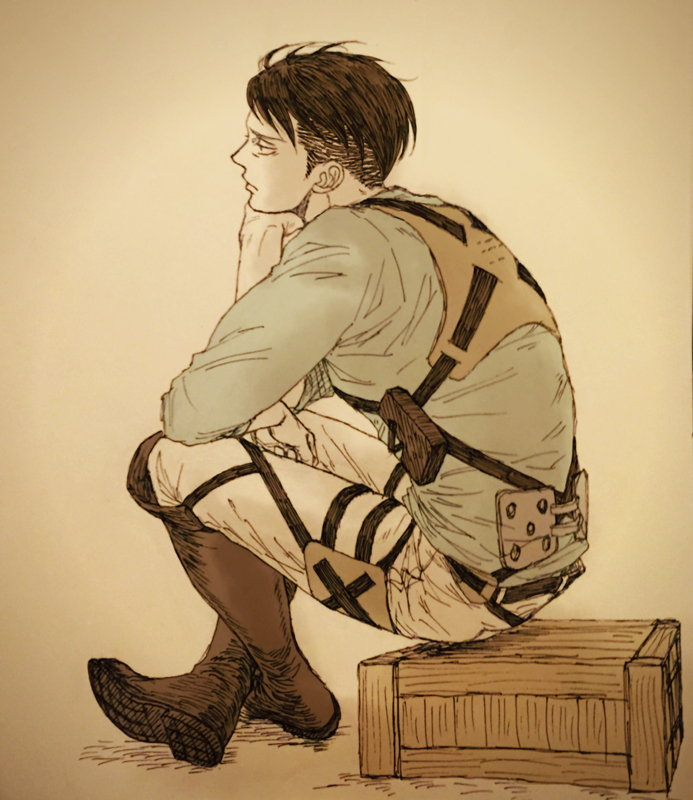 Pin by 비비안 on AOT in 2020 Attack on titan levi, Attack