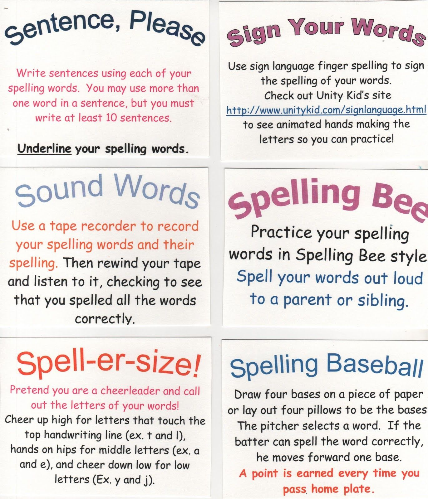Click To See My Favorite Spelling Site These Ideas Can Be