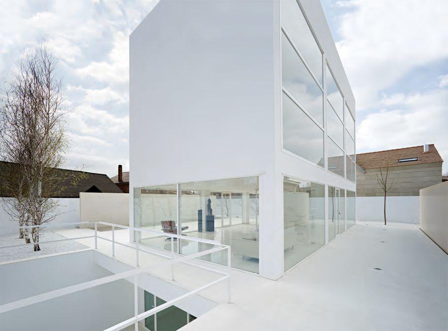 Tc 112 alberto campo baeza arquitectura 2001 2014 proyectar es investigar ac baeza - Estudio arquitectura zaragoza ...