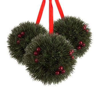 Pallina di Natale Agri (Set da 3)
