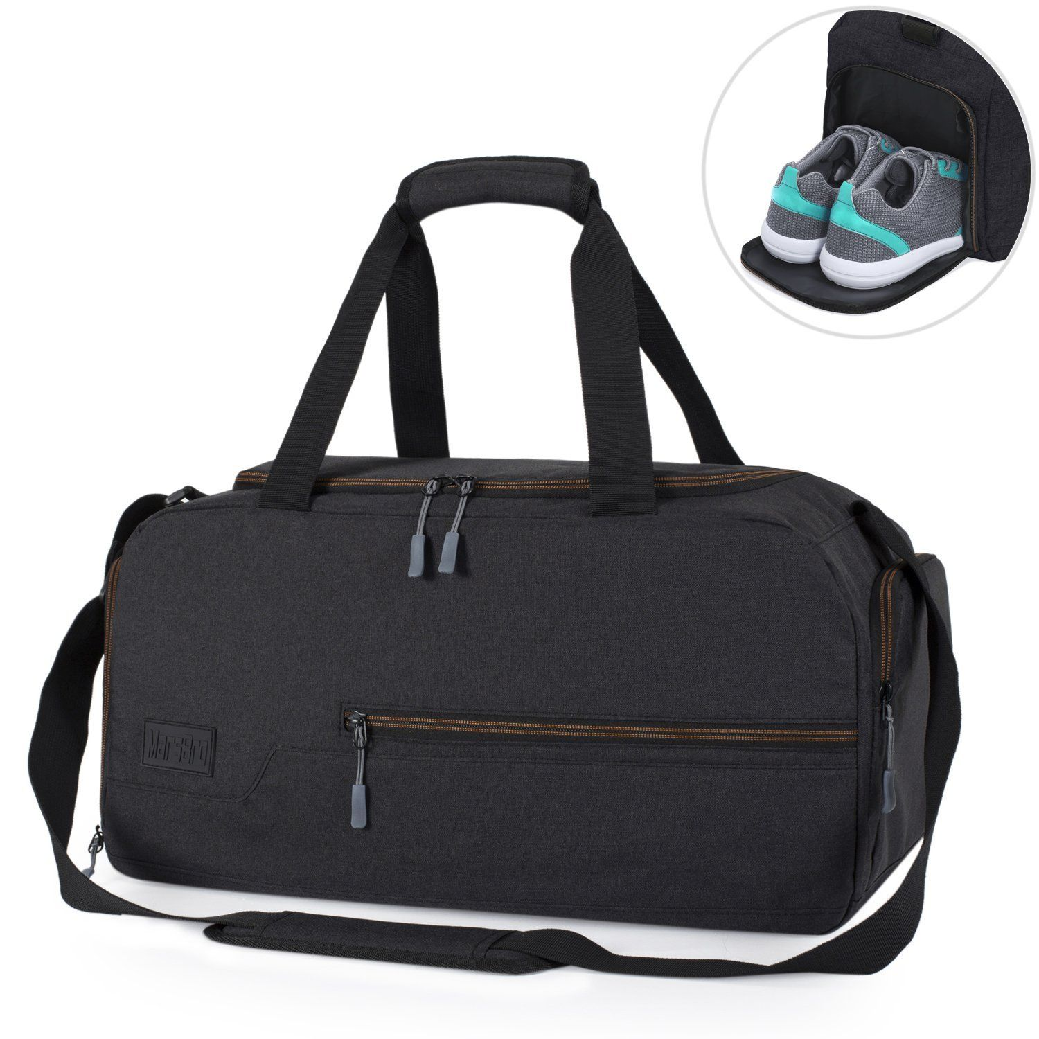 2c4219fd4d Gym Bag With Shoe Compartment Uk